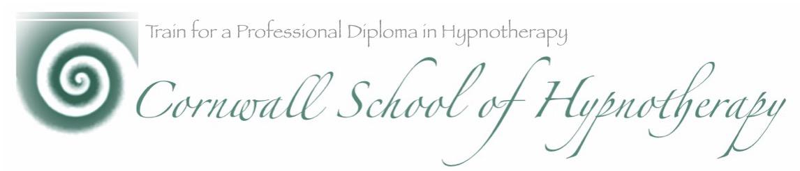 Cornwall School of Hypnotherapy, Truro.